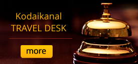 kodaikanal travel desk